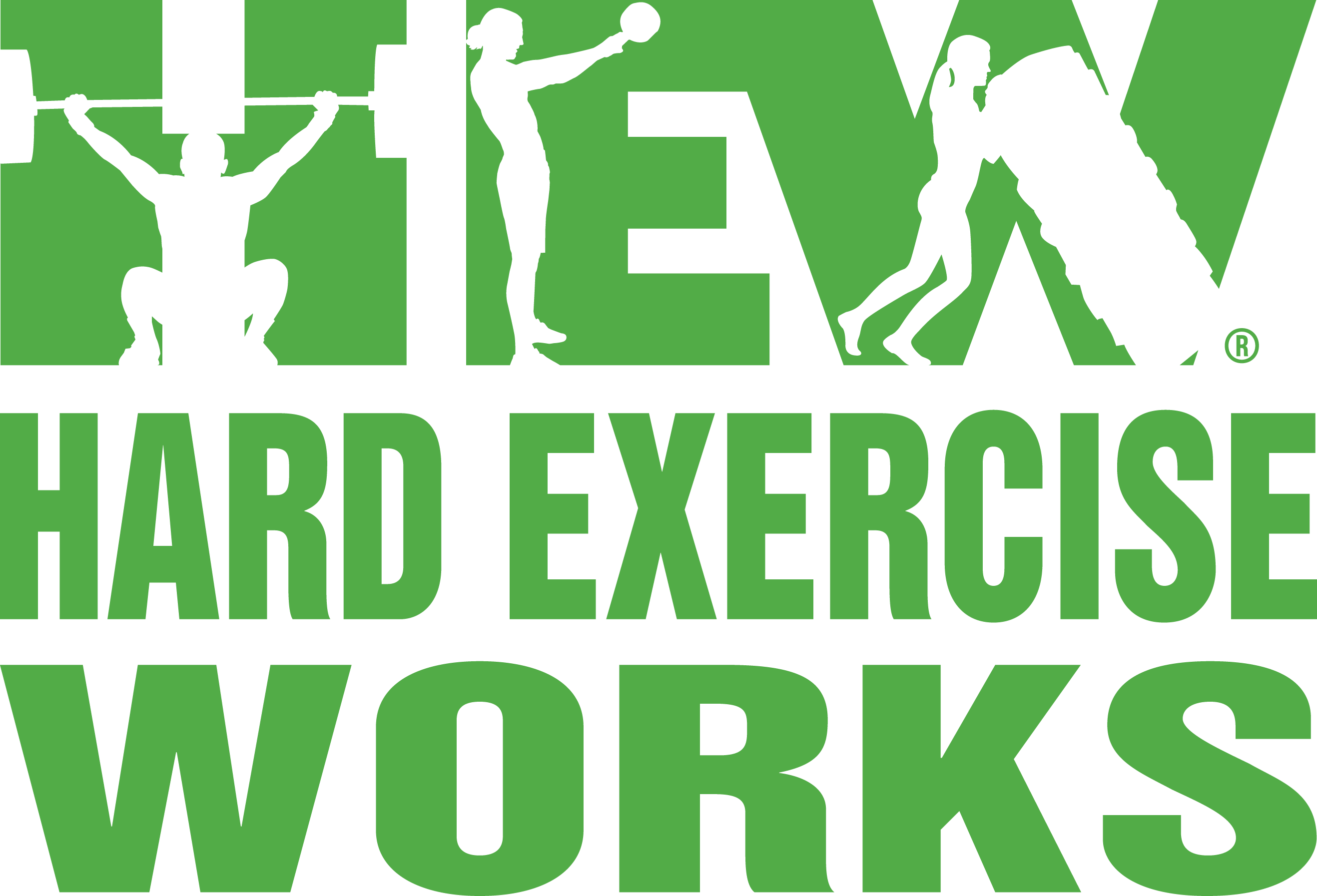 Hard Exercise Works
